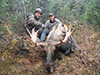 Successful Moose Hunt