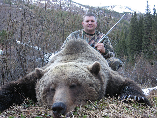A Bear Hunt Grizzly Bear Hu...